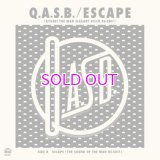 "Q.A.S.B. / Escape RYUHEI THE MAN ELEGANT DISCO RE-EDIT / THE SOUND OF THE MAN RE-EDIT (7"")"