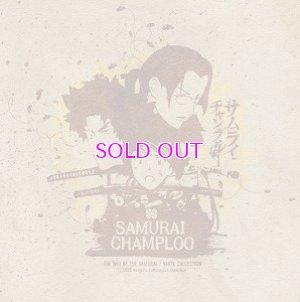 "画像1: SAMURAI CHAMPLOO / SAMURAI CHAMPLOO ""3LP"" (PURPLE VINYL)"