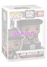 FUNKO POP! ROCKS: RUN DMC JAM MASTER JAY