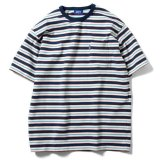 LFYT MULTI STRIPED POCKET TEE