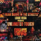 """LOUIE VEGA / I HEAR MUSIC IN THE STREETS FEAT UNLIMITED TOUCH  12"""""""