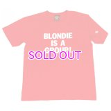 "Blondie x BBP ""Blondie Is A Group"" Tee"