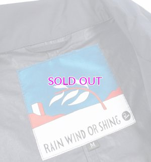 画像4: BY PARRA NYLON RAIN COAT