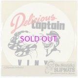 CAPTAIN VINYL × DELICIOUS VINYL SLIPMAT (PAIR)