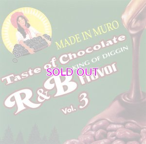 画像1: DJ MURO MIX CD TASTE OF CHOCOLATE R&B FLAVOR VOL.3