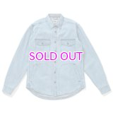 DQM DENIM CPO SHIRT JACKET