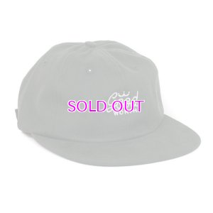 画像1: GOOD WORTH & CO CROWN LOGO STRAPBACK