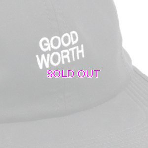 画像2: GOOD WORTH & CO BASIC LOGO STRAPBACK CAP