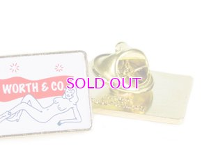 画像2: GOOD WORTH & CO. JANE FONDLE LOGO PIN