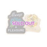 GOOD WORTH & CO ALWAYS A PLEASURE PIN