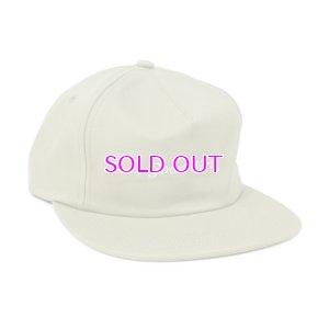 画像1: GOOD WORTH & CO OG LOGO STRAPBACK CAP
