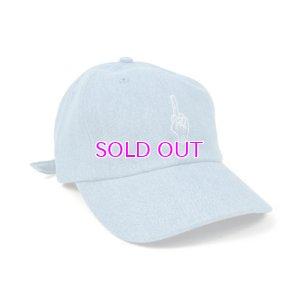 画像1: GOOD WORTH & CO BEST WISHES KEY STRAPBACK CAP