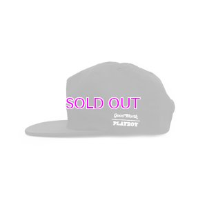 画像4: GOOD WORTH & CO × PLAYBOY MR. PLAYBOY NYLON SNAPBACK