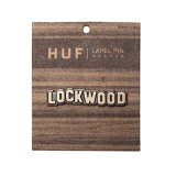 HUF LOCKWOOD PIN