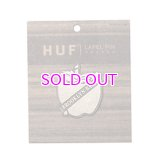 HUF BROOKLYN BANKS PIN