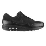 NIKE AIR MAX 1 ESSENTIAL 537383 020 TRIPLE BLACK""