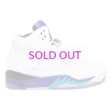"NIKE AIR JORDAN 5 RETRO ""GRAPE"" 136027 108"