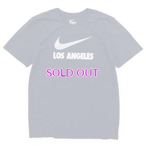画像1: NIKE LOS ANGELS SWOOSH TEE