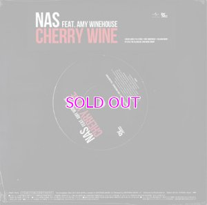 画像2: AMY WINEHOUSE : MR.MAGIC (THROUGH THE SMOKE)  / NAS : FEAT.AMY WINEHOUSE / CHERRY WINE