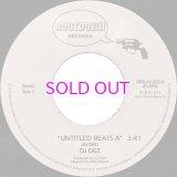 DJ DEZ a.k.a. ANDRES / UNTITLED BEATS A & B 45'