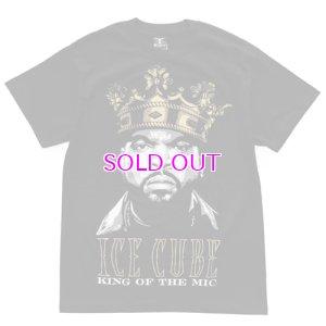 画像1: ICE CUBE THE KINGS OF THE MIC T-SHIRT