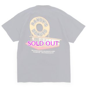 画像1: RANDY'S DONUTS OFFICIAL LOGO T-SHIRT