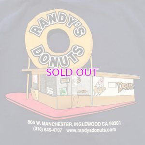 画像2: RANDY'S DONUTS OFFICIAL LOGO T-SHIRT