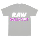 RAW LOGO PRIMARY T-SHIRT
