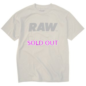 画像1: RAW LOGO PRIMARY TEE