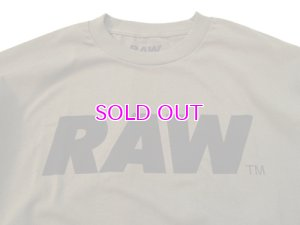 画像2: RAW LOGO PRIMARY TEE