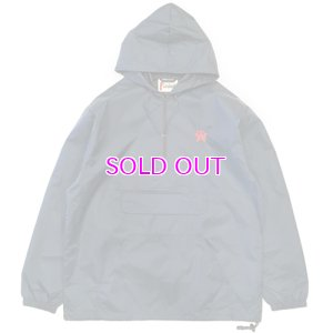 画像1: RAW LOGO WINDBREAKER PULLOVER