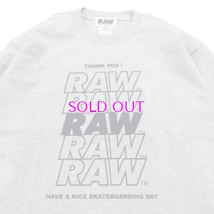 画像2: RAW THANKS L/S TEE