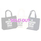 JAMES BROWN × BBP A BRAND NEW TOTE BAG