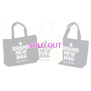 画像1: JAMES BROWN × BBP A BRAND NEW TOTE BAG