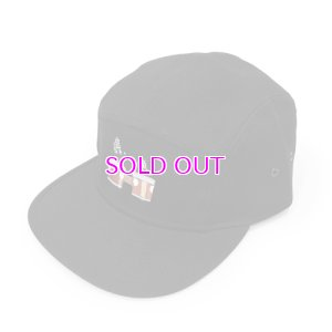 画像2: BBP INCREDIBLE BONGO 5 PANEL CAP