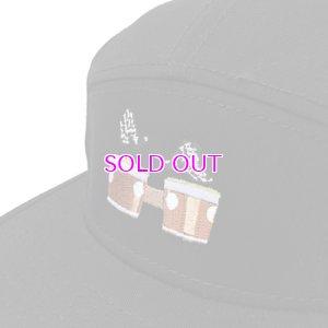 画像3: BBP INCREDIBLE BONGO 5 PANEL CAP