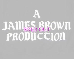 """画像3: JAMES BROWN × BBP """"GIVE IT UP OR TURNIT A LOOSE HOODIE"""