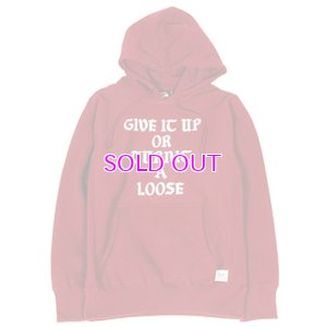 "画像1: JAMES BROWN × BBP ""GIVE IT UP OR TURNIT A LOOSE HOODIE"