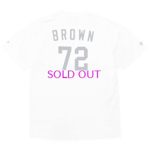 画像1: JAMES BROWN x BBP BROWN 72 TEE