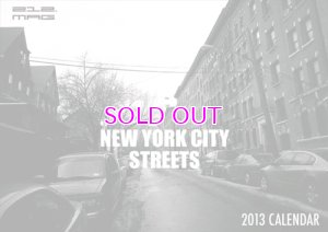 "画像1: 212.MAG ""NEW YORK CITY STREETS"" 2013 CALENDAR"