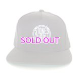 STONES THROW 5 PANEL BASEBALL CAP