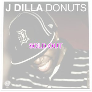 画像1: STONES THROW J DILLA DONUTS POSTER