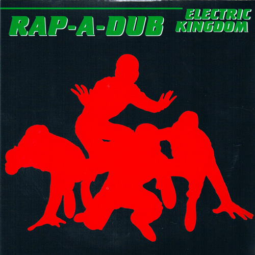 MURO MIX CD / RAP-A-DUB Electric Kingdom
