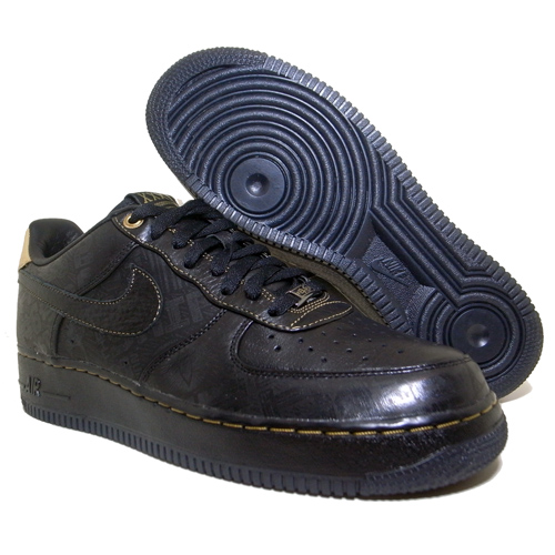 NIKE AIR FORCE 1 LOW PRM BHM (453419 007)