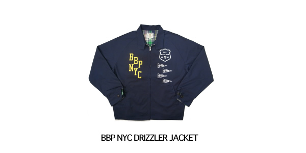 BBP NYC DRIZZLER JACKET