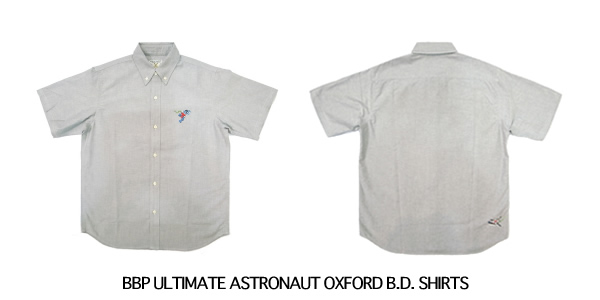 BBP ULTIMATE ASTRONAUT OXFORD B.D. SHIRTS