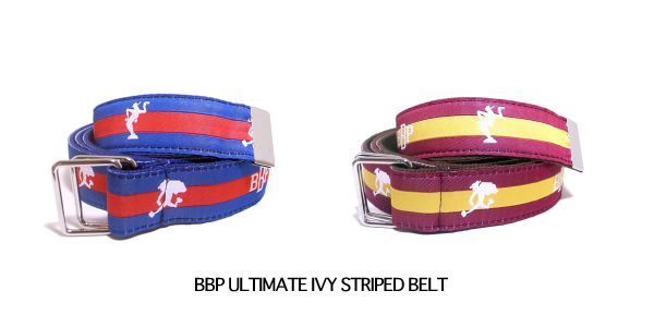 BBP ULTIMATE IVY STRIPED BELT