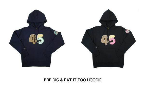 BBP DIG & EAT IT TOO HOODIE
