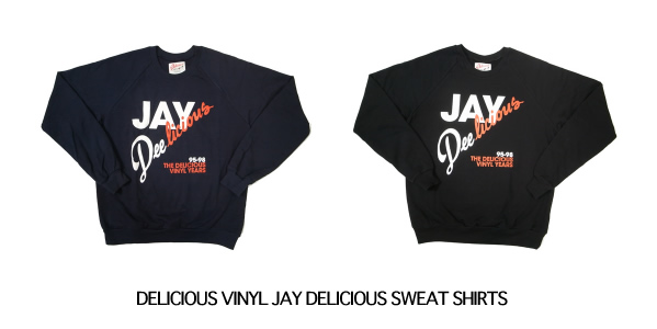 DELICIOUS VINYL JAY DELICIOUS SWEAT SHIRTS