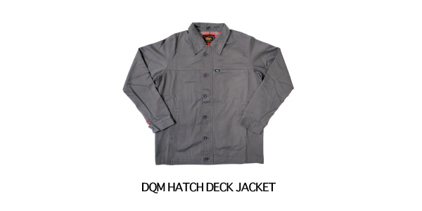 DQM HATCH DECK JACKET